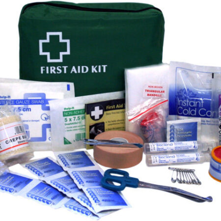 First Aid Kits & Containers